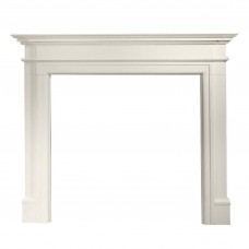 "Gallery Bartello Limestone 54"" Fireplace Surround/Mantel"