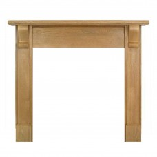 Gallery Bedford Wooden Fireplace Surround/Mantel