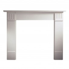 "Gallery Clarendon Limestone 56"" Fireplace Surround/Mantel"
