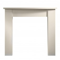 "Gallery Henlow Limestone 48"" Fireplace Surround/Mantel"