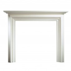 "Gallery Modena Limestone 55"" Fireplace Surround/Mantel"