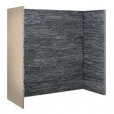 Gallery Graphite Slate Waterfall Chamber