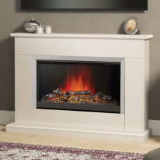 "Be Modern Hansford 46"" Electric Fireplace Suite"