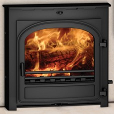 Hunter Telford 5 Inset Multi Fuel/Wood Burning Stove