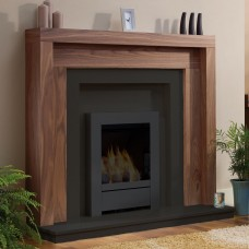"Be Modern Kansas Timber 47"" Fireplace Surround"