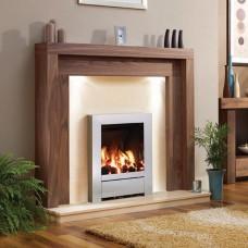 Be Modern Kansas Timber Fireplace Surround/Mantel