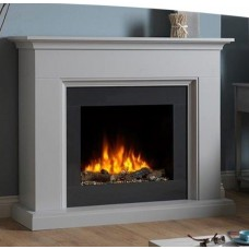 Katell Amalifi 49'' Electric Fireplace Suite