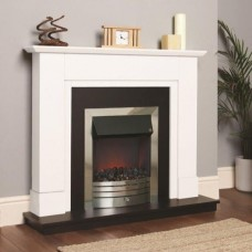 "Katell Coniston 46"" Electric Fireplace Suite"