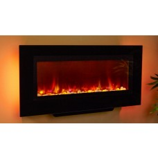 Katell Corvus 38'' Wall Mounted Electric Fire