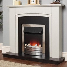 Katell Derwent Electric Fireplace Suite