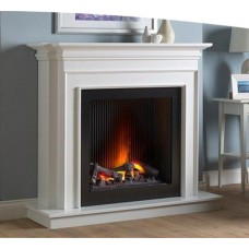 Katell Genoa 48'' Electric Fireplace Suite