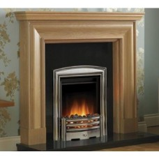 Katell Hyacinth 49'' Oak Fire Surround