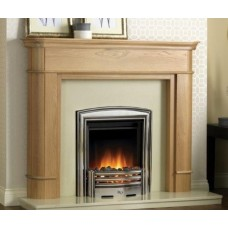Katell Jasmine 52'' Oak Fire Surround