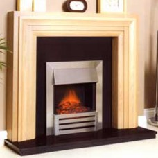 Katell Keswick Electric Fireplace Suite