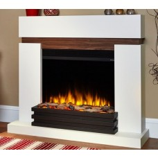 Katell Mercury 42'' Electric Fireplace Suite