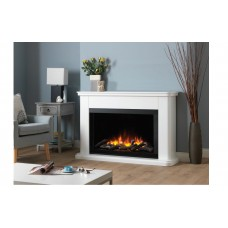 Katell Milan 53'' Electric Fireplace Suite