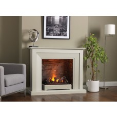 Katell Napoli 47'' Electric Fireplace Suite