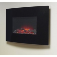 Katell Radiant 39'' Wall Mounted Electric Fire