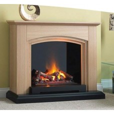 Katell Siena 45'' Electric Fireplace Suite