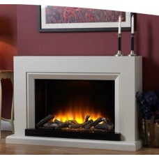 Katell Sorrento 52'' Electric Fireplace Suite
