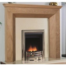"Katell Treviso 53"" Oak Fire Surround"