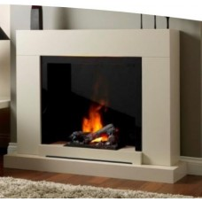 Katell Verona 49'' Electric Fireplace Suite