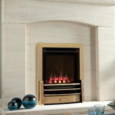 Kinder Nevada HE Brass Gas Fire