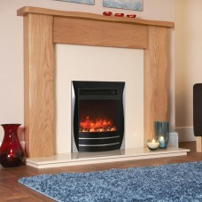 Celsi Electriflame Lamela Hearth Mounted Electric Fire