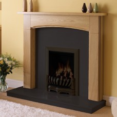 Be Modern Logan Timber Fireplace Surround