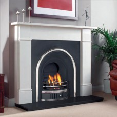 Cast Tec Majestic Arch Fireplace Insert