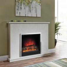 Melissa manila fireplace suite