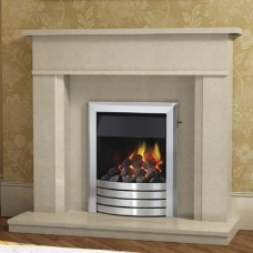 Be Modern Mercia Manila Micro Marble Surround