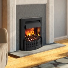 Dimplex Danville Antique Black Opti-myst® Electric Fire