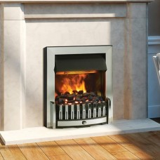 Dimplex Danville Chrome Opti-myst® Electric Fire