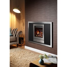 Crystal Fires Option 1 Hole In The Wall Wall Gas Fire