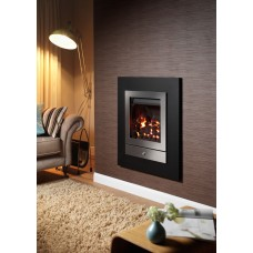 Crystal Fires Option 2 Hole In The Wall Gas Fire