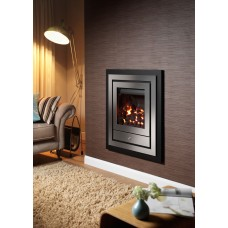 Crystal Fires Option 4 Hole In The Wall Gas Fire