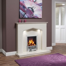"Be Modern Piera 48"" or 54"" fireplace Surround"