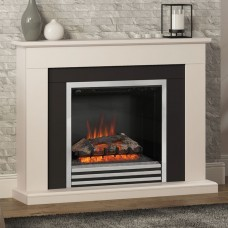 "Be Modern Preston 46"" Electric Fireplace Suite"