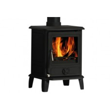 Cast Tec Puma 5 Multifuel/Wood Burning Stove