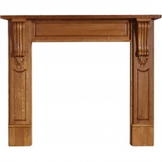 Cast Tec Richmond Wooden Surround/Mantel