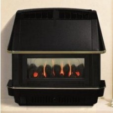 Valor Firecharm RS Electronic Black Gas Fire