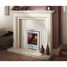 Crystal Fires Royale Gem Inset Gas Fire