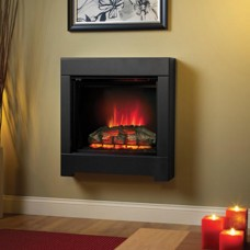 Serena eco wall mounted led fireplace
