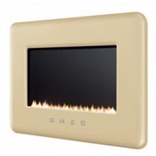 Smeg Retro Cream Flueless Gas Fire