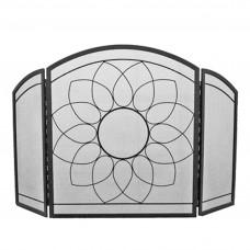 Gallery Sunflower 3 Fold Fireguard