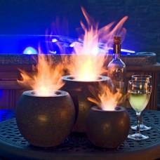 The Naked Flame Blaze Bio Ethanol Portable Fire