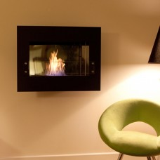 The Naked Flame Infinity Bio Ethanol Wall Mounted Fire