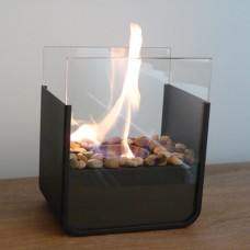 The Naked Flame Reflection Bio Ethanol Portable Fire