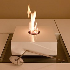 The Naked Flame Strike Bio Ethanol Portable Fire